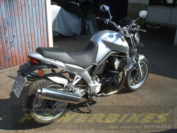 Yamaha BT1100 Bulldog Silver Edition